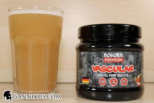 Boujee Premium Vascular Geschmack