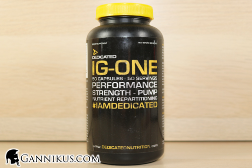 Dedicated Nutrition IG-One Erfahrung