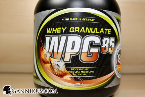 Supplement Union WPG-85 Whey Granulat Erfahrung