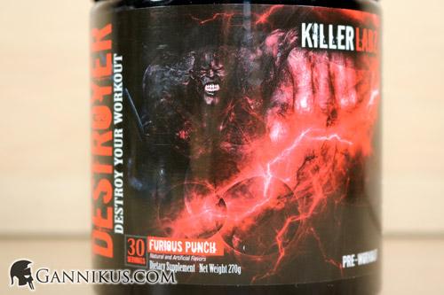 Killer Labz Destroyer Wirkung