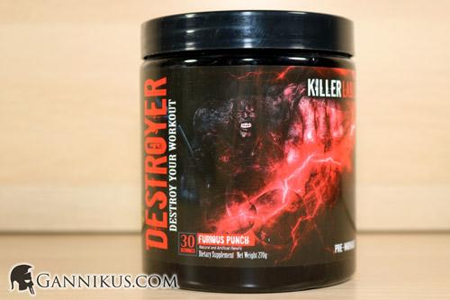 Killer Labz Destroyer Erfahrung