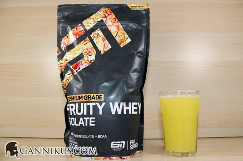 ESN Fruity Whey Isolate Geschmack