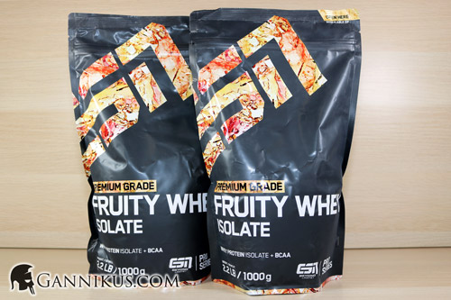ESN Fruity Whey Isolate Protein