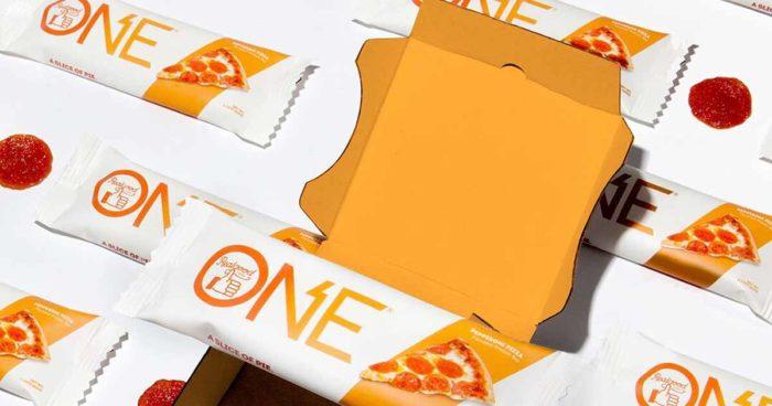 Amerikanischer Kühlschrank Real : Pizza proteinriegel kooperation zwischen oh yeah und real good