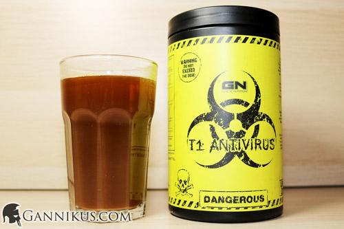GN Laboratories T1 Antivirus Geschmack