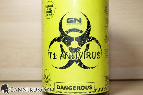 GN Laboratories T1 Antivirus Erfahrung
