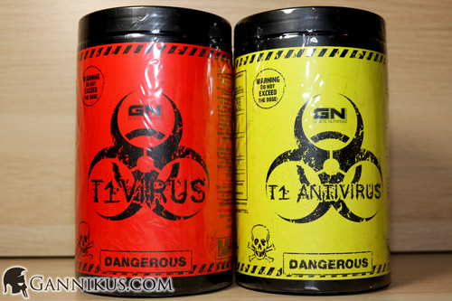 GN Laboratories T1 Antivirus Pump Booster