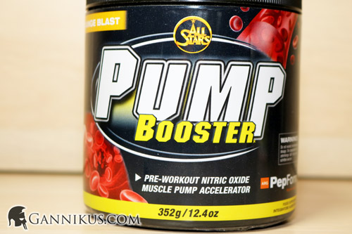 All Stars Pump Booster Erfahrung