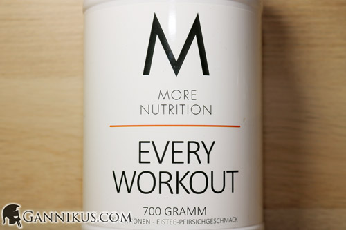 More Nutrition Every Workout Erfahrung