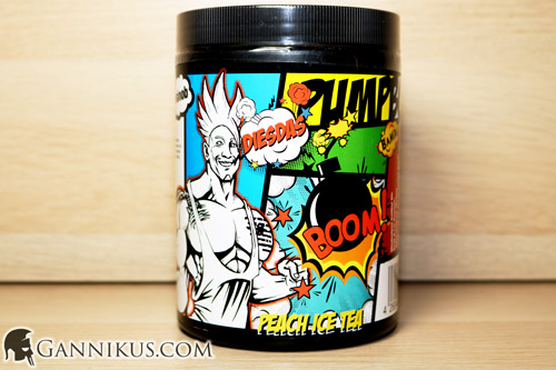 Blackline 2.0 DIESDAS von Rico Lopez Pump Booster