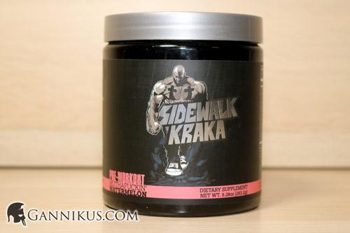 Iron Addicts Sidewalk Kraka Erfahrung