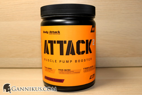 Body Attack Attack2 Erfahrung