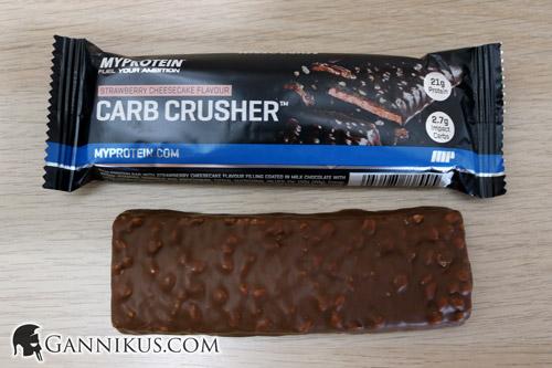 Myprotein Carb Crusher Erfahrung