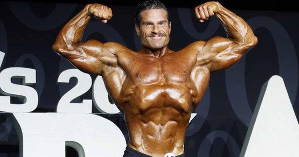 11. Platz beim Mr. Olympia: Wurde David Hoffmann wirklich