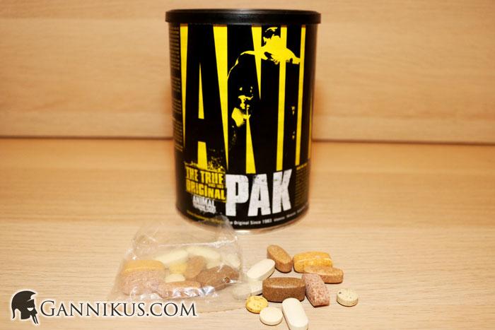 Animal Pak Pillen