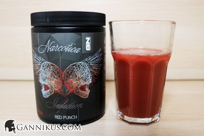 Narcotica Infection Geschmack