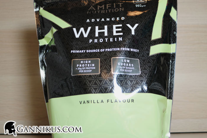 Amfit Nutrition Advanced Whey Protein kosten