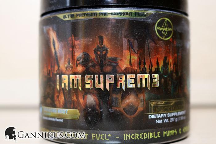 Olympus Labs I AM SUPREM3 Wirkung