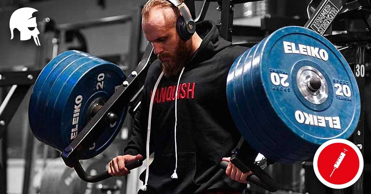 Muskelaufbau Steigern