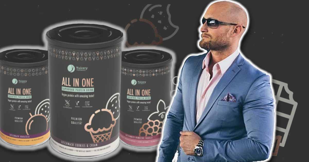 """""""ALL IN ONE"""": Karl Ess bringt Supplements auf den Markt ...  """"ALL IN ON..."""