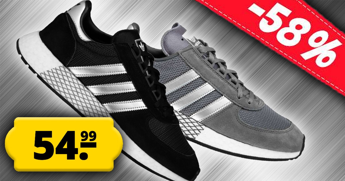 Adidas Originals: 58% Rabatt auf MARATHONx5923 Sneaker (54