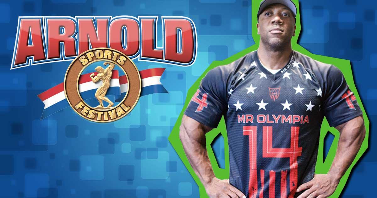 Titelbild: Shawn Rhoden verpasst Arnold Classic 2020