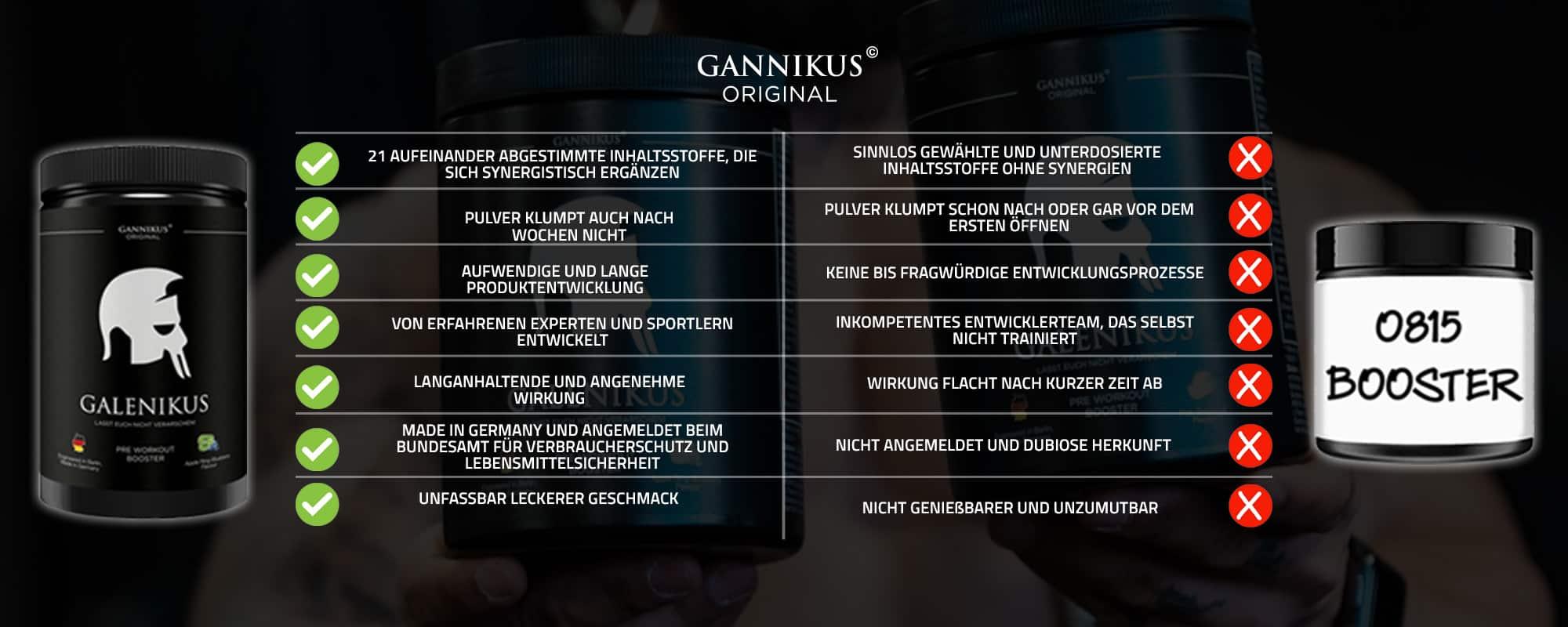 Gannikus Booster