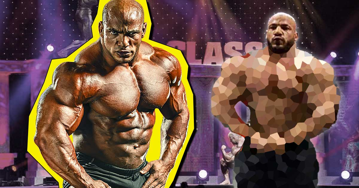 Titelbild: Big Ramy mit Form-Update vor der Arnold Classic 2020