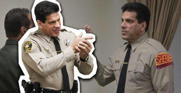 Titelbild: Lou Ferrigno wird Sheriff