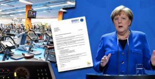 Titelbild: Deutscher Sportstudio Verband fordert Öffnung von Fitnessstudios
