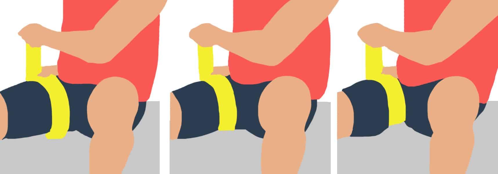 Blood Flow Restriction tightness