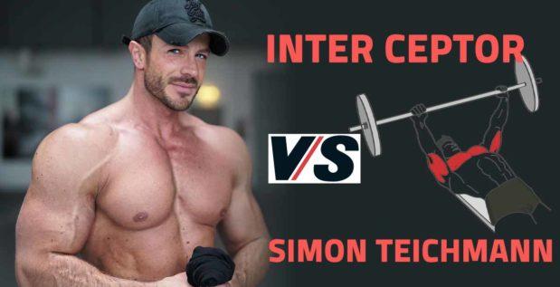 Titelbild: Inter Ceptor legt gegen Simon Teichmann nach
