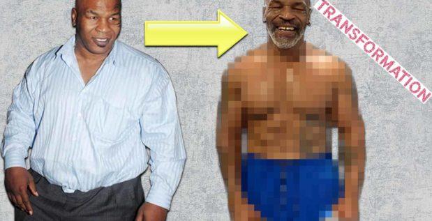Titelbild: Mike Tyson sorgt mit Transformations-Bildern für Aufmerksamkeit