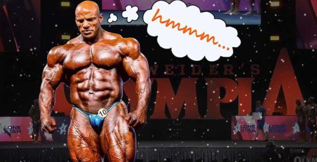 Titelbild: Big Ramy schenkt Mr. Olympia ab