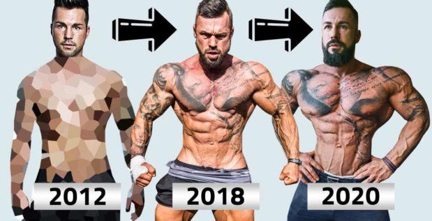 Titelbild: Diese Transformation hat Jil innerhalb von acht Jahren durchgemacht