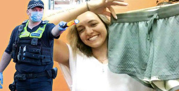 Titelbild: Frau wegen zu kurzen Hosen aus Fitness-Studio geschmissen