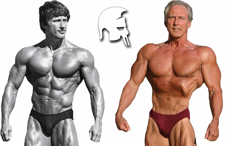 Muskelaufbau Alter