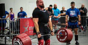 Titelbild: Anthony Pernice hebt Weltrekord