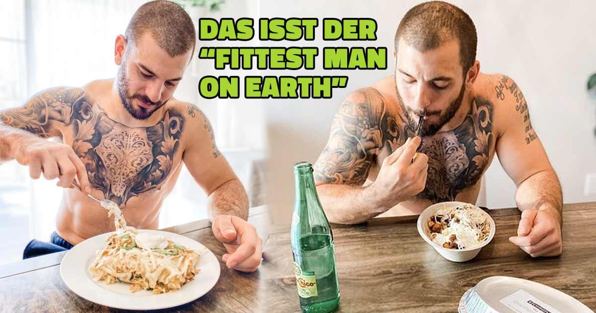 Titelbild: So gestaltet Mat Fraser seine optimale Ernährung