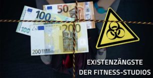 Titelbild: Deutschen Fitness-Studios droht Existenzkrise