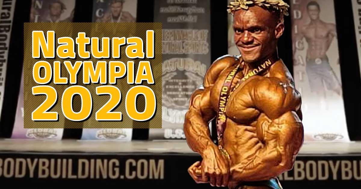 Titelbild: Natural Olympia 2020
