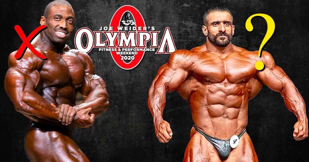 Titelbild: Wird der Mr. Olympia 2020 zum Debakel?