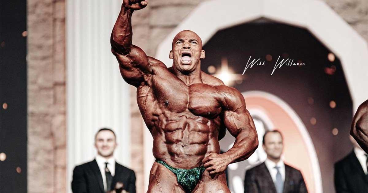 Titelbild: Big Ramy gewinnt Mr. Olympia 2020