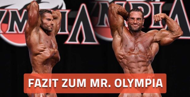 TITELBILD: David Hoffmanns Fazit zum Mr. Olympia 2020
