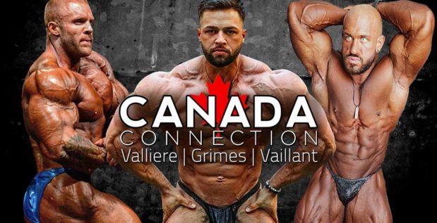 Titelbild: Kanadier schreiben beim Mr. Olympia 2020 Geschichte