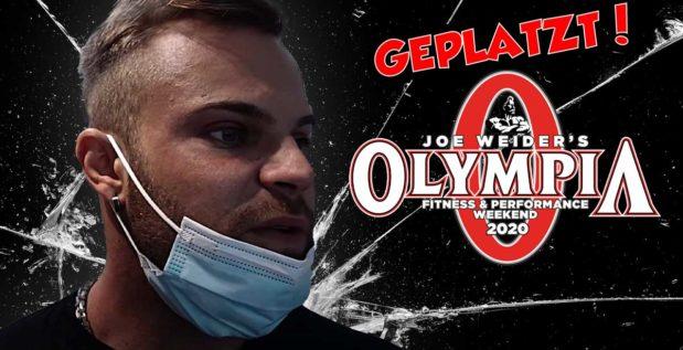 Titelbild: Kein Mr. Olympia 2020 für Mike Sommerfeld