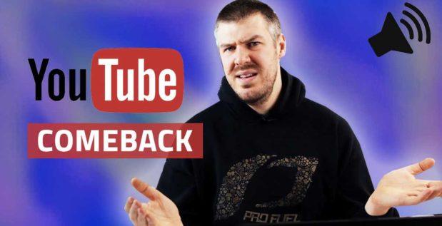Titelbild: Ralf Sättele feiert YouTube-Comeback