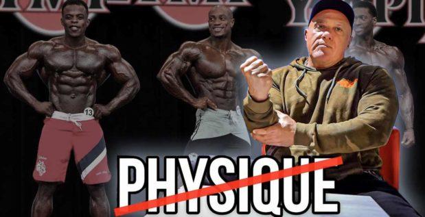 Titelbild: Sollte die Men's Physique abgeschafft werden