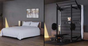 Bild: Pivot-Bett