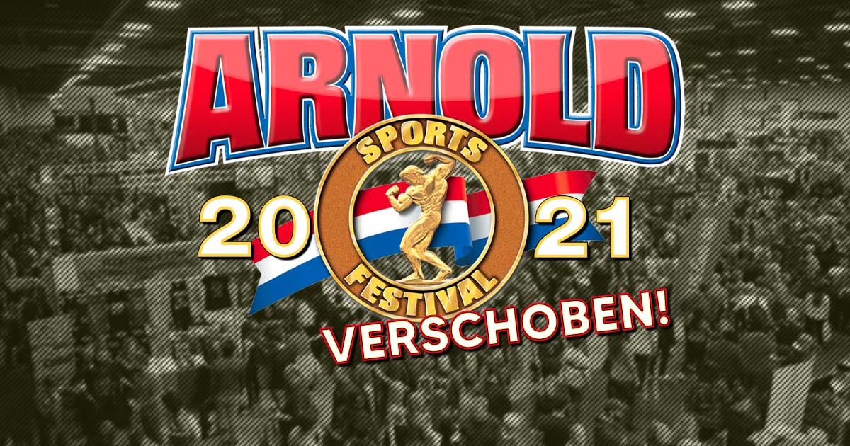 Titelbild: Arnold Classic 2021 verschoben